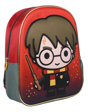 Harry Potter hátizsák, piros, gyerekeknek