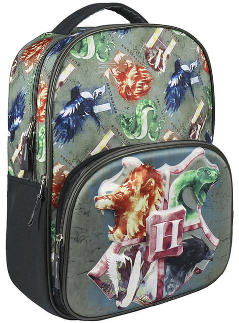 3D Harry Potter backpack for boys