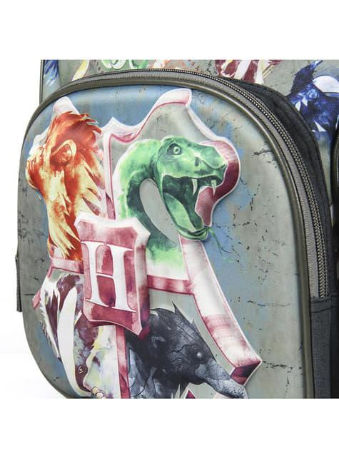 3D Harry Potter rygsæk til drenge