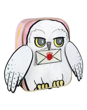Mochila Hedwig com asas - Harry Potter