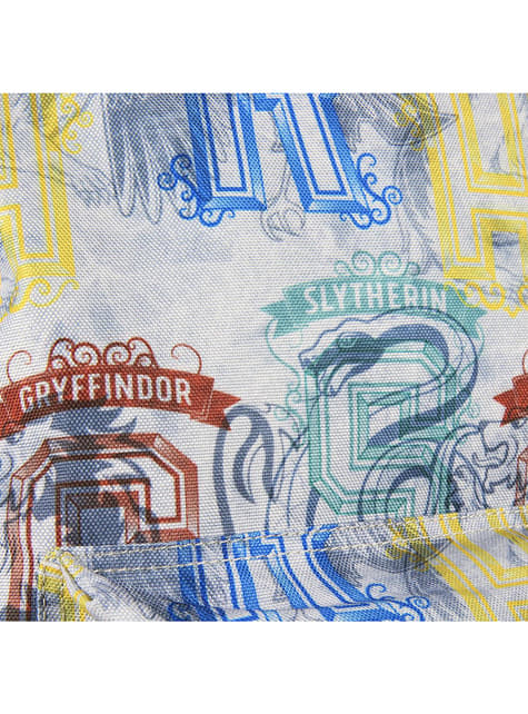 Mochila escolar de Harry Potter azul