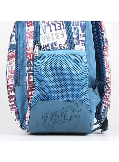Sac à dos scolaire Harry Potter Undesirable nº1