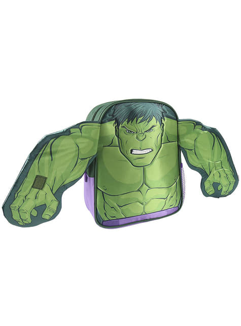 Hulk Kinderrucksack mit Armen - The Avengers