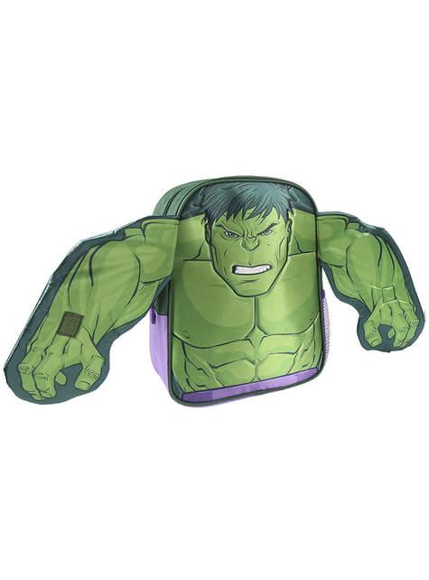 Sac à dos enfant Hulk avec bras - Avengers