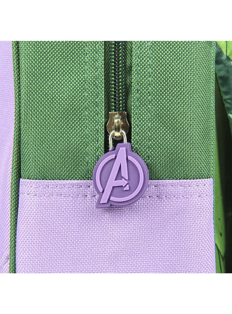 Mochila infantil de Hulk con brazos - Los Vengadores - comprar
