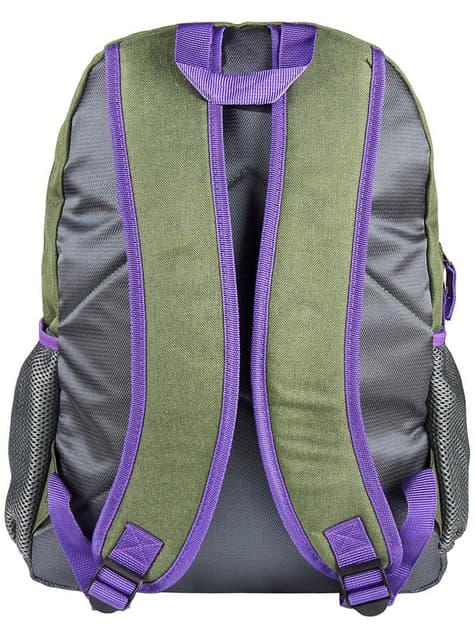 녹색의 헐크 학교 가방 - 어벤저 스