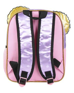 Plecak LOL Surprise z kucykami dla dziewczynek