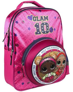 Ransel LOL Surprise Glam 10 untuk anak perempuan