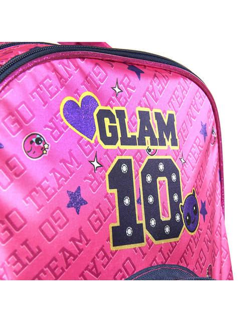 LOL Surprise Glam 10 Kinderrucksack für Mädchen
