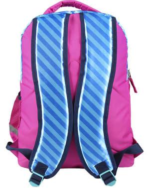 女の子のための青のLOLサプライズバックパック