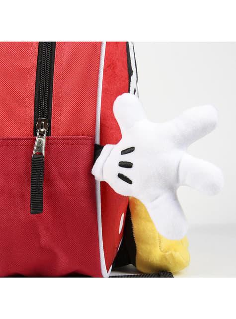 Mochila infantil de Minnie Mouse con manos y pies - Disney - comprar