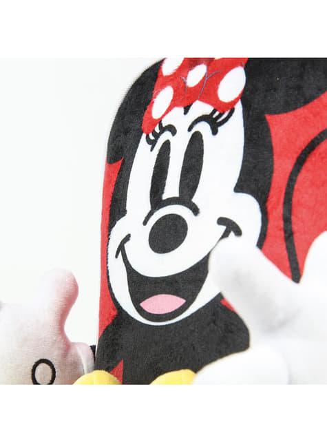Mochila infantil de Minnie Mouse con manos y pies - Disney - el más divertido