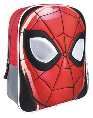Mochila infantil Homem-Aranha - Marvel