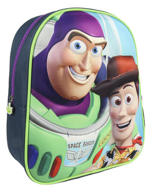 Sac à dos 3D enfant  Toy Story - Disney