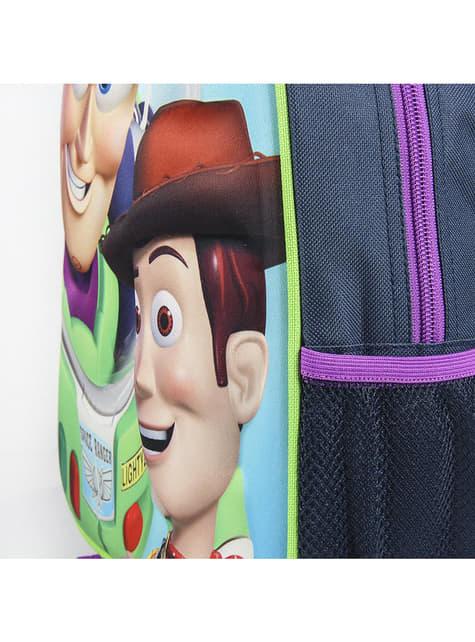 Mochila 3D infantil de Toy Story - Disney - el más divertido