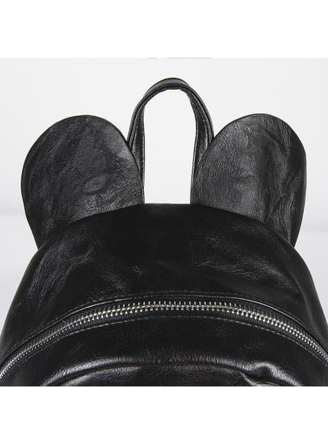 Mochila de Mickey Mouse con orejas para mujer - Disney