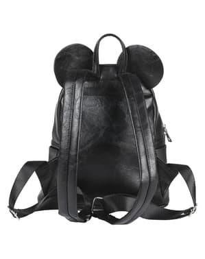 ディズニー 女性用リボンと耳付きミニーマウス・リュックサック