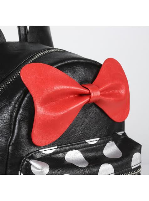 Mochila de Minnie Mouse con orejas y lazo para mujer - Disney - el más divertido
