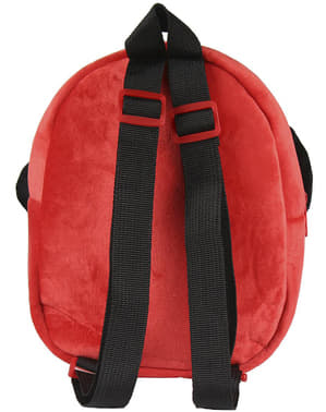Mickey Mouse backpack in red with ears - Disney