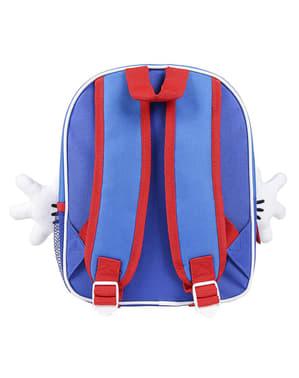 תיק גב של מיקי מאוס עם ידיים ורגליים לילדים - דיסני