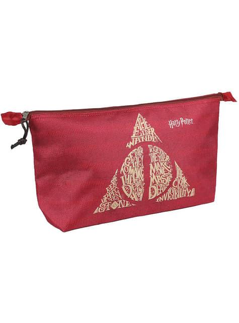 Astuccio Harry Potter e I doni della morte rosso