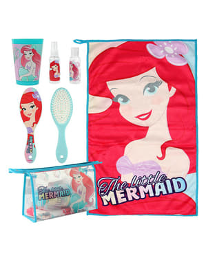 Arielle, die Meerjungfrau Kulturtasche blau - Disney
