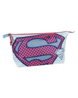 Superman toalettmappe