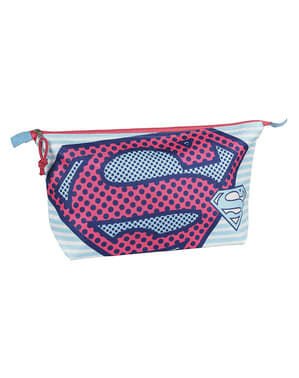 Superman toilettaske