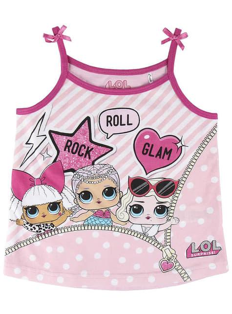 Lol Surprise Cami Pyjama Set for Girls