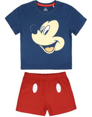 Mickey Mouse pyjamas til drenge - Disney