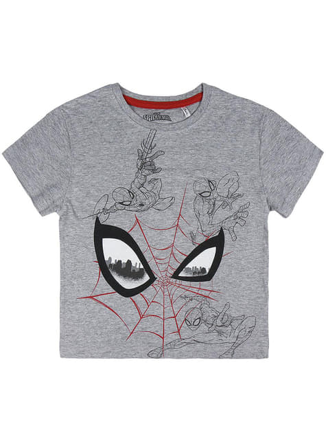 Pijama de Homem-Aranha para menino - Marvel