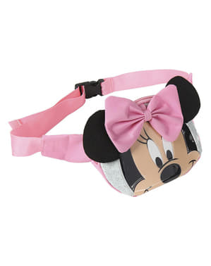 Minnie Mouse fanny pack for girls - Disney