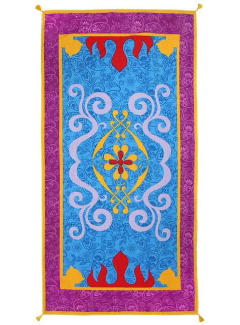 Toalha de tapete mágico de Aladdin - Disney