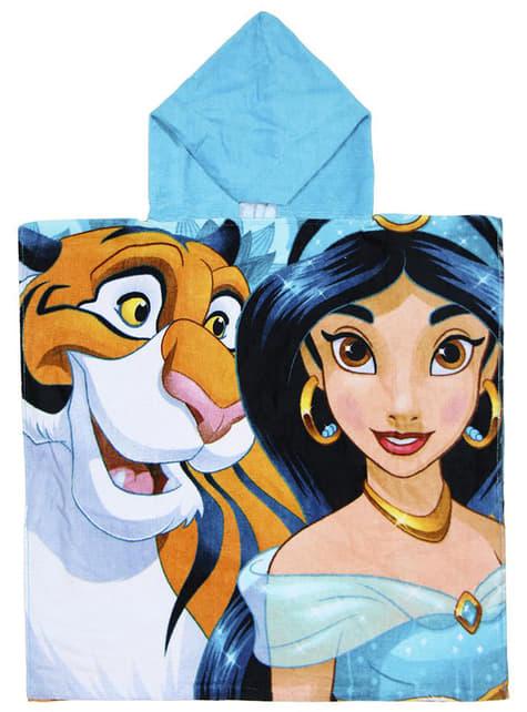 Toalha com capuz de Aladdin para menino - Disney