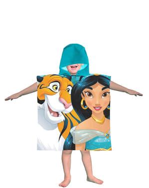 Telo mare con cappuccio di Aladdin per bambino - Disney