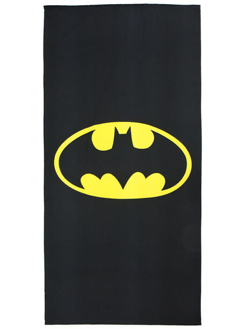 Toalla de Batman para adulto - DC Comics