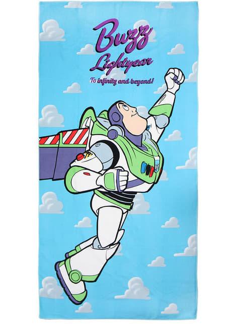 Toalha de Buzz Lightyear - Toy Story
