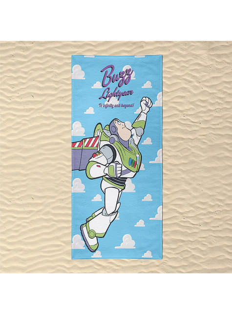Buzz Lightyear Handtuch - Toy Story