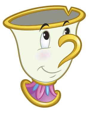 Chip lik ručnik - Ljepotica i zvijer