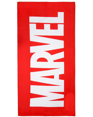 Serviette de plage Marvel adulte