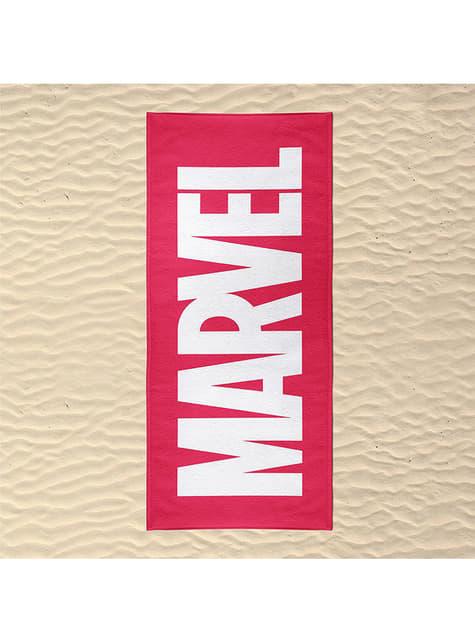 Toalla Marvel para adulto - oficial