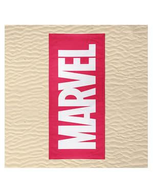 Handduk Marvel för vuxen