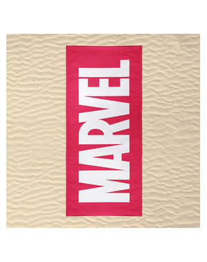 Marvel handdoek voor volwassenen