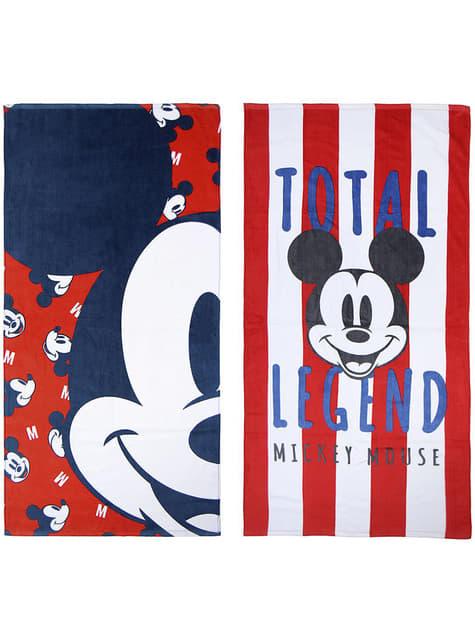 Minnie Mouse 2 set handdoeken voor volwassenen - Disney