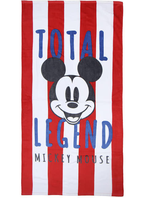 Mickey Mouse 2 set towels for adults - Disney