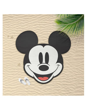 Mickey Mouse shape towel for adults - Disney