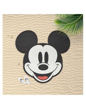 Mikke Mus form håndkle til voksne - Disney