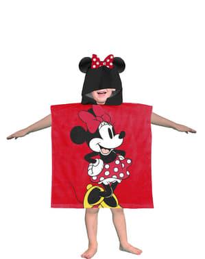 Toalla con capucha de Minnie Mouse para niña - Disney