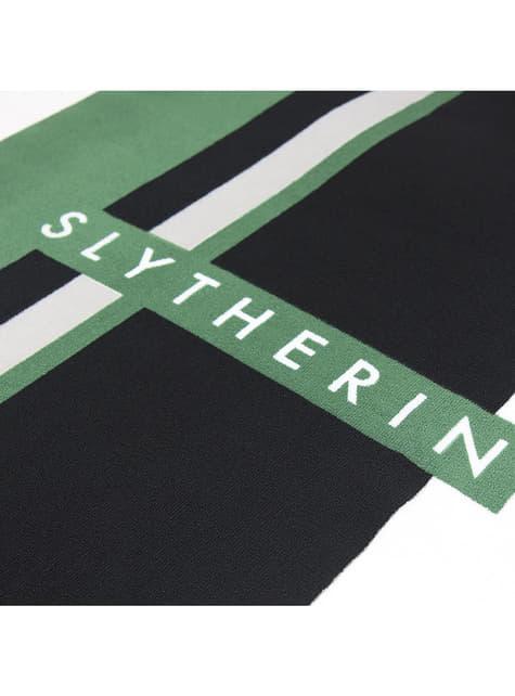 Slytherin Strandtuch für Erwachsene