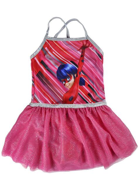 Vestido de Ladybug para niña